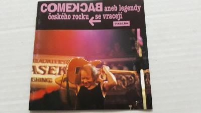 Cd Comeback -aneb legendy českého rocku se vracejí 1991
