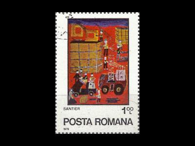 Rumunsko 1979 Mi 3574