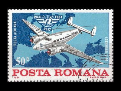 Rumunsko 1984 Mi 4072