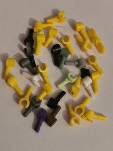Lego dílky ručičky
