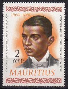 Mauritius, neražená**, od 1kč