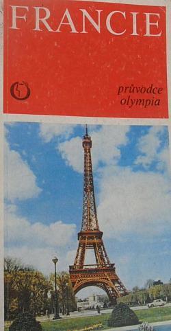 Francie - retro průvodce Olympia z roku 1986