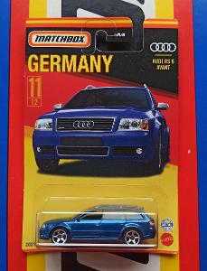 Audi RS 6 Avant Germany MB 11/12 Matchbox