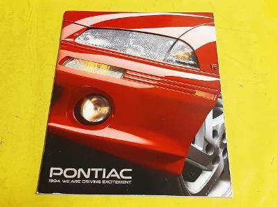 --- Pontiac 1994 ------------------------------------------------- USA
