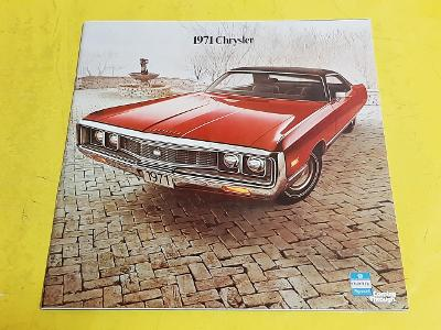 --- Chrysler 1971 ------------------------------------------------ USA