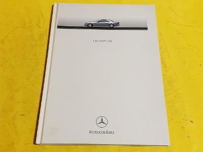 --- Mercedes CL Coupe (1999) -------------------------------------- FR