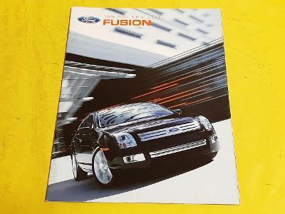 --- Ford Fusion (2006) ------------------------------------------- USA