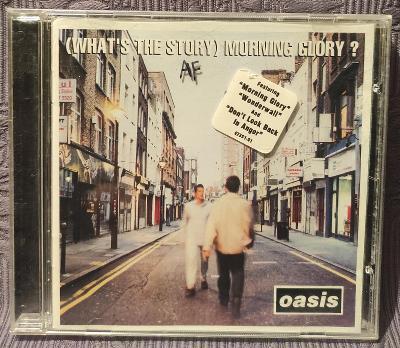 CD - Oasis  ( 1995 ) , CD V PĚKNÉM STAVU