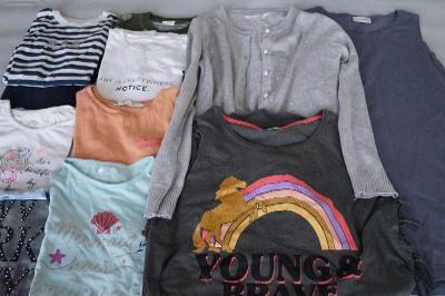 set oblečení cca 35 ks