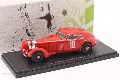 1934  MERCEDES - BENZ  500K  Deutschlandfahrt