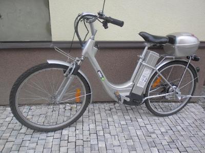 """Elektrokolo značky """"MOVE"""" City Bike / PLNĚ FUNKČNÍ"""