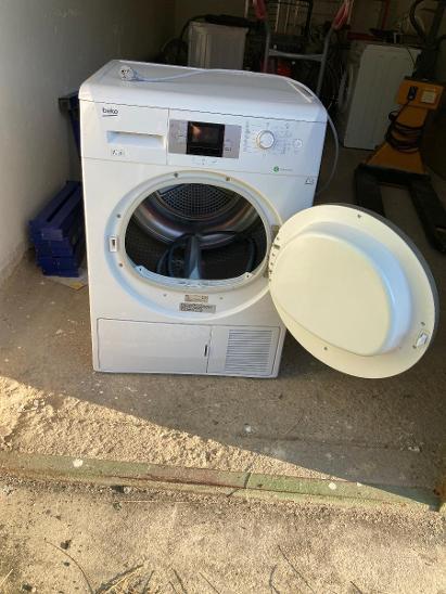 Sušička prádla Beko DPU 7360 X - kondenzační - Velké elektrospotřebiče
