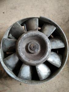 ventilátor chlazení TRABANT 601