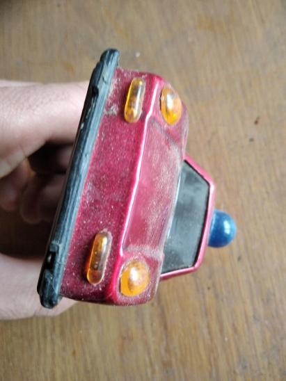 Retro hračka IGRA KDN ites plechové auto hasič - Starožitnosti