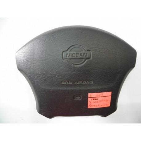 Nissan Almera N15 Primera airbag řidiče - Náhradní díly a příslušenství pro osobní vozidla