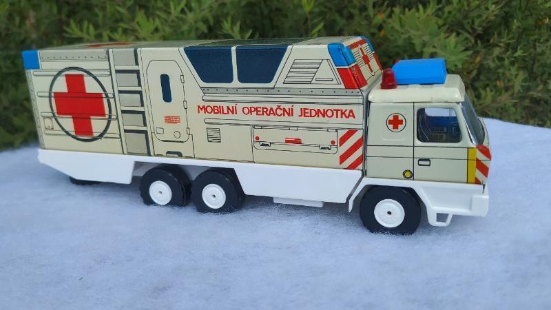 Tatra KDN /Kaden - Starožitnosti