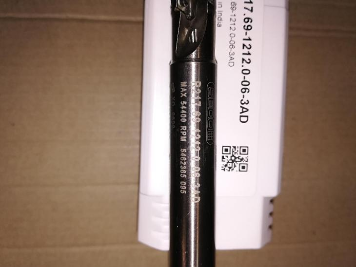 fréza SECO prum.12mm - Průmysl