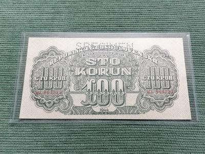 100 K 1944, série MA, SPECIMEN, stav UNC