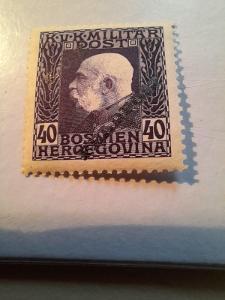 ANK 1915 Polní pošta Bosna H. č 12 * hledané od korunky!!!!