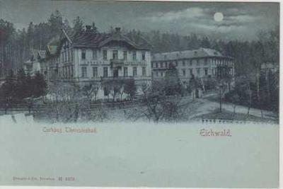 Dubí (Eichwald), lázně, DA