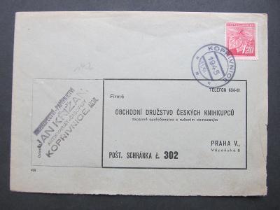 c5424 Kopřivnice provizorium 1945