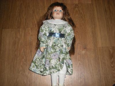 sběratelská panenka, 44 cm