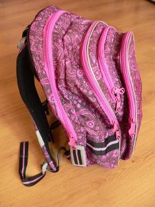 Dívčí školní batoh - aktovka TOPGAL