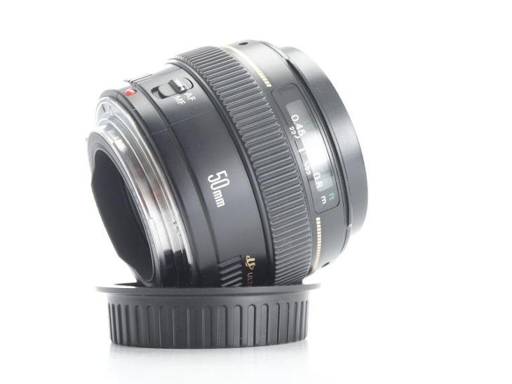 CANON EF 50 mm f/1,4 USM - Foto
