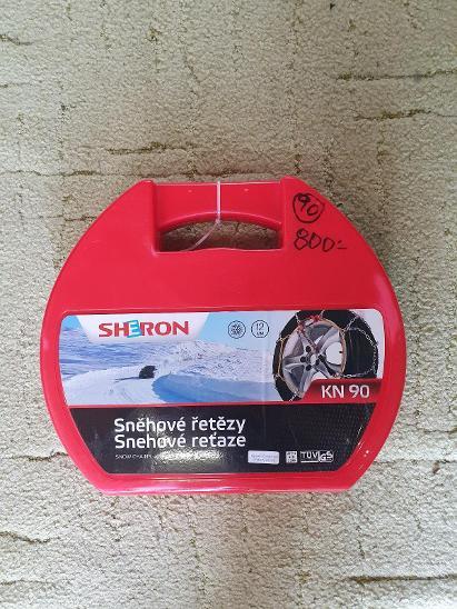 Sheron sněhové řetězy NOVÉ !! - Náhradní díly a příslušenství pro osobní vozidla