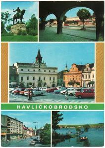 Havlíčkobrodsko Havlíčkův Brod