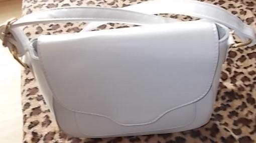Nová kabelka bílá