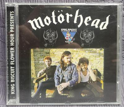 CD - Motörhead ( 1997 ) , CD V PĚKNÉM STAVU
