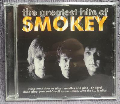 CD - Smokey  , CD V PĚKNÉM STAVU