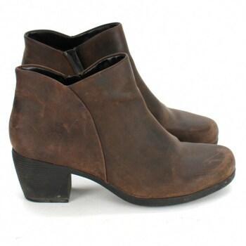 Dámské kotníkové boty Clarks vel. 40 - Dámské boty