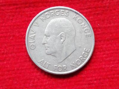 Norsko 5 krone 1963
