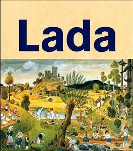 JOSEF LADA - Monografie 2016 ( ve fólii)
