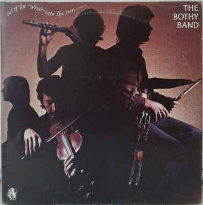 LP The Bothy Band - Out Of The Wind Into The Sun, 1977