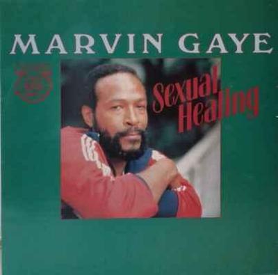 Marvin Gaye - Sexual Healing, 1982 EX
