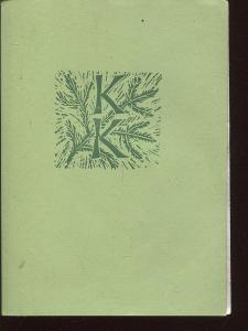 Dopis Karla Klostermanna redaktoru Miloši Wachkovi z roku