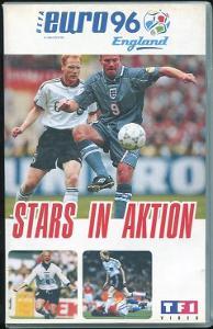EURO 96 - ME ve fotbale 1996 - VHS