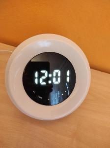 Elektro hodiny