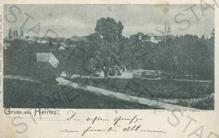 Heraltice / Gruss aus Herrlitz, DA