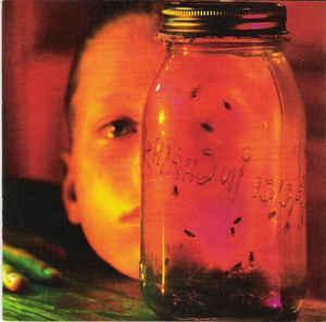 ALICE IN CHAINS - Jar Of Flies CD 1994 hard rock , grunge  - Hudba