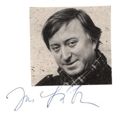 LÁBUS Jiří – herec