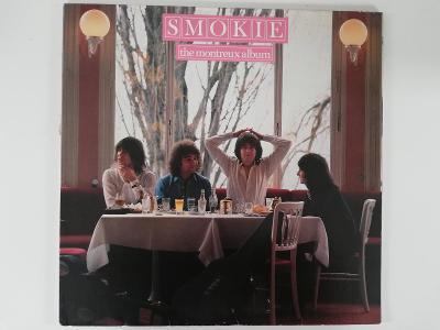 LP Smokie The Montreux Album 1978 RAK Germany