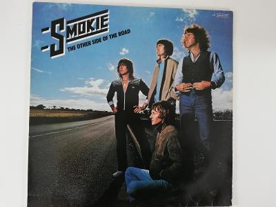 LP Smokie The Other Side Of The Road RAK Germany 1979