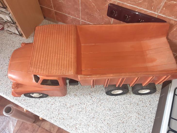 Tatra 148 sklápěčka na písek . RARE!! - Starožitnosti