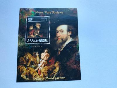 Nový čistý Aršík - Peter Paul Rubens   (41 - 77)