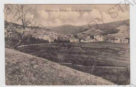 Železná Ruda (Klatovy), Šumava, celkový pohled