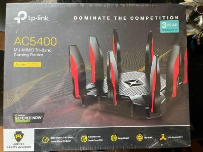 Herní WiFi router TP-LINK Archer C5400X herní